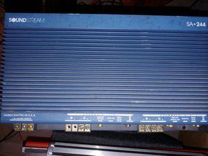 Soundstream SA244 old school US-made 4-channel amplifier for Sale in La Vergne, TN
