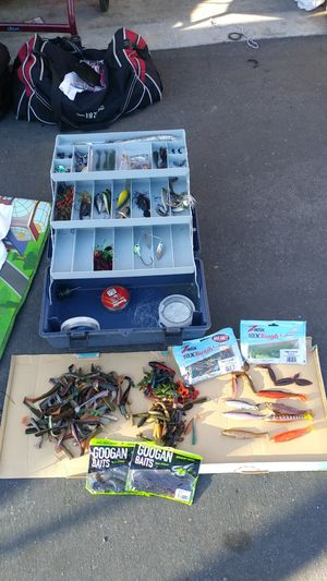 FISHING LURES for Sale in Long Beach, CA