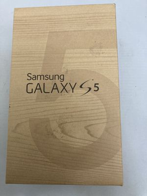 Samsung Galaxy S5 4G LTE Unlocked for Sale in Corona, CA