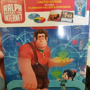 DVD Ralph Breaks The Internet for Sale in Cleveland, OH