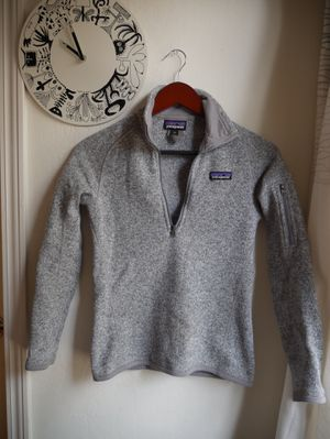 Patagonia Better Sweater 1/4 zip for Sale in Milpitas, CA