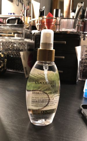 Coconut oil hydrating mist for Sale in Sanger, CA