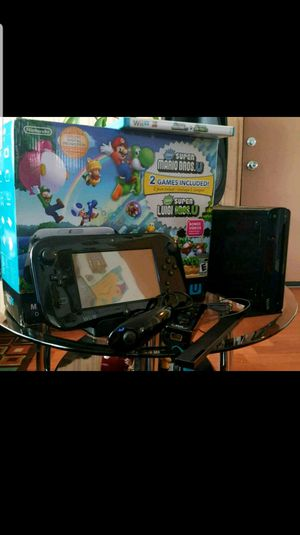 Nintendo Wii U for Sale in Elgin, IL