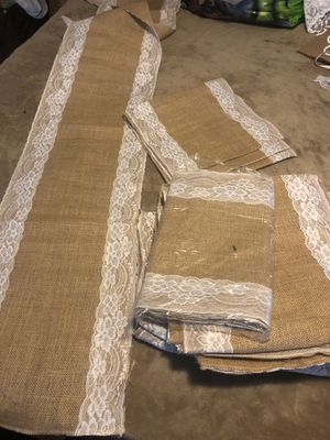 Table runners for Sale in Port St. Lucie, FL