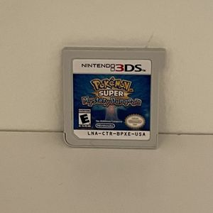 Pokemon Super Mystery Dungeon (Nintendo 3DS)—Authentic, Tested and Working for Sale in Long Valley, NJ