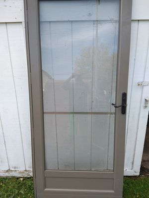 Storm/Screen Door for Sale in Ravenna, OH