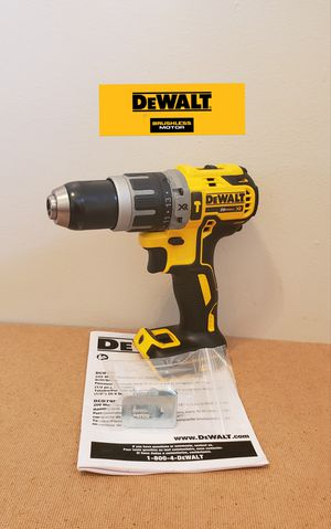 New Compact Drill (2) Speed whit Hammer ONLY TOOL NO CHARGER OR BATTERIES for Sale in Woodbridge, VA