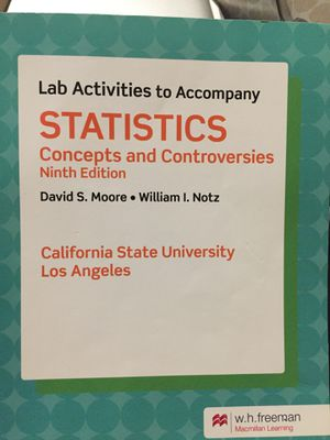 Books for Cal State LA only for Sale in El Monte, CA
