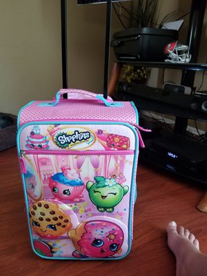 Shopkins Suitcase for Sale in Tampa, FL