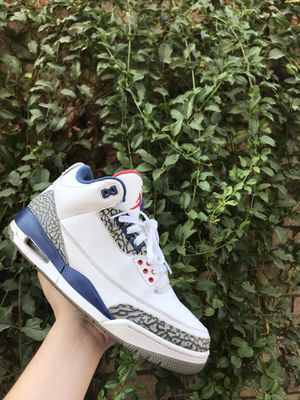"Jordan Retro 3 ""True Blue"" for Sale in Ontario, CA"
