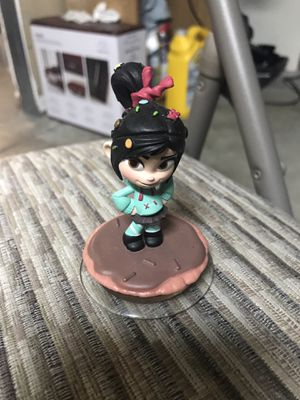 * VANELLOPE * 1.0 Disney Infinity Character From Wreck it Ralph for Sale in Murrieta, CA