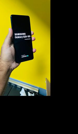 Samsung S20 Plus 5G Unlocked (Finance for $70 down, take home today) for Sale in Carrollton, TX