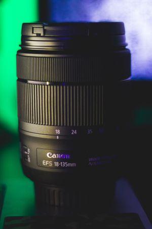 Canon 18-135mm EF-S USM lens for Sale in Wichita, KS