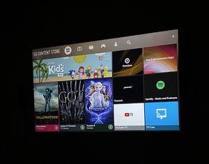 LG 55in Smart TV for Sale in Goodyear, AZ