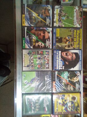 DVD collections of soccer for Sale in Huntington Park, CA