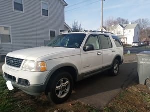 2002 ford explorer 6 cylinders for Sale in Hartford, CT