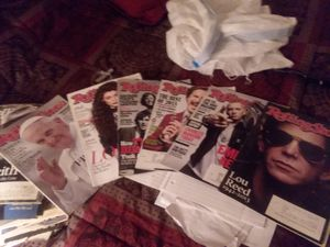 Life and rolling Stones magazines for Sale in Saint Joseph, MO