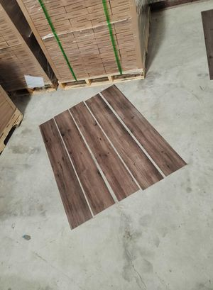 Luxury vinyl flooring!!! Only .65 cents a sq ft!! Liquidation close out! 01 for Sale in El Paso, TX