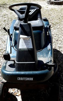 Craftsman Rear Engine Rider for Sale in Ocklawaha,  FL