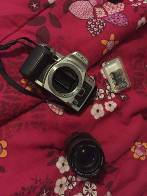 Minolta XTSI film camera for Sale in Philadelphia, PA