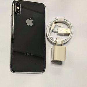 Iphone X 64 gb unlocked store warranty for Sale in Cambridge, MA