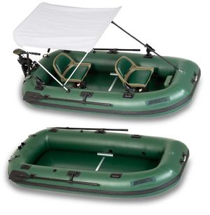 Sea Eagle STS10 inflatable fishing boat for Sale in Houston, TX