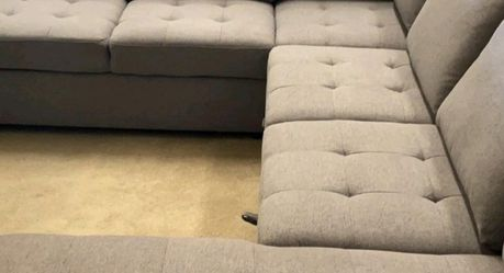 Storage Sleeper Sectional Sofa📌Se Habla Español 📌Financing Available 📌Book an appointment At The Showroom Or Order Online for Sale in Las Vegas,  NV