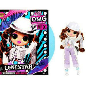 LOL Surprise! OMG Remix Lonestar Fashion Doll – 25 Surprises with Music NEW! for Sale in Aurora, CO