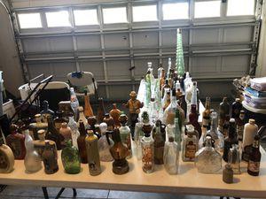 Vintage Bottle Collection - Over 100 Bottles! for Sale in Lakeland, FL