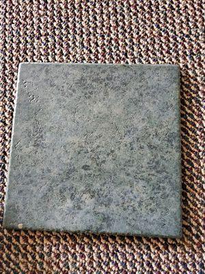 Green ceramic tile for Sale in Holdenville, OK