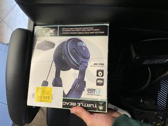 Turtle beach Xbox headset for Sale in Miami,  FL