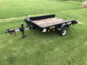 4 x 6 Big Dog trailer for Sale in Oshkosh, WI