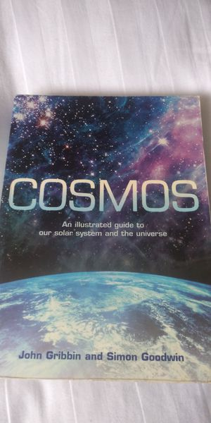 Cosmos, illustrated guide to our solar system for Sale in NEW PRT RCHY, FL