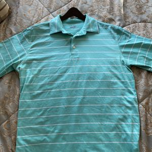 Beautiful Green/blue Collared Shirt for Sale in Annandale, VA