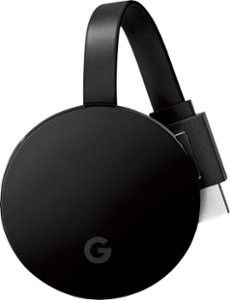 Chromecast send connect to your TV from your phone for Sale in Highland, CA