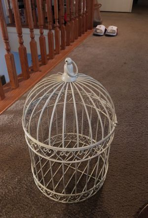 Bird cage decor for Sale in Laurel, MD