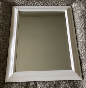 Framed glass mirror 21x25 inches for Sale in San Francisco, CA