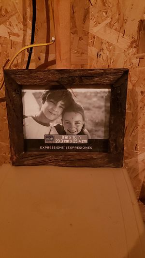 Rustic Picture Frame for Sale in Zimmerman, MN