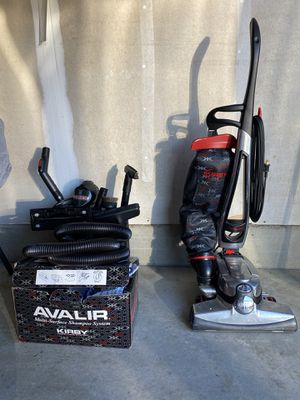 1 year old Kirby vacuum/shampooer with all attachments for Sale in San Diego, CA