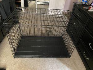 Xxl dog crate for Sale in Wayne, MI