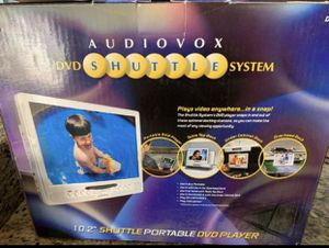 10.2 shuttle portable DVD player for Sale in Elk Grove Village, IL