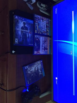 Ps4 great condition for Sale in Rockville, MD