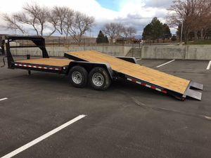 24 ft tilt trailer for Sale in Gallatin, TN
