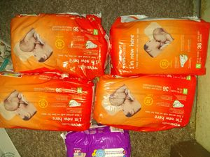 Diapers newborn for Sale in Woonsocket, RI