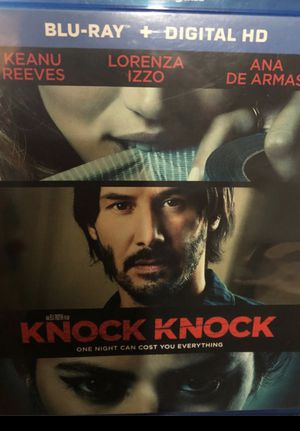 BLU RAY- KNOCK KNOCK for Sale in Tamarac, FL