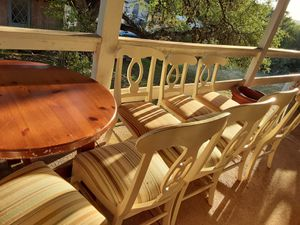 Wooden furniture for Sale in Canyon Lake, TX