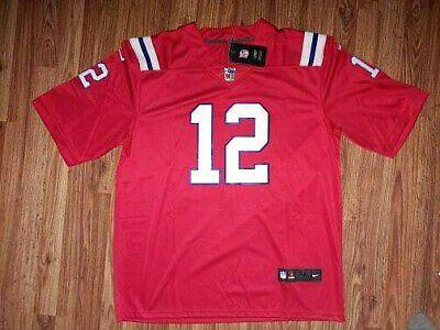 Tom Brady New England Patriots Men's Nike NFL Jersey