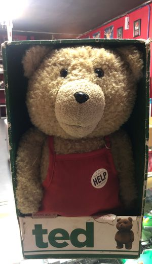 Talking TED Rated R for Sale in Fresno, CA