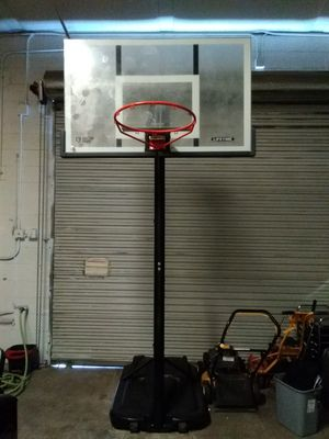 Lifetime Basketball Hoop 10' Shatter Proof Backboard for Sale in Mesa, AZ