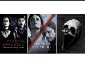 PENNY DREADFUL (season 1-2-3 complete) for Sale in Sunrise, FL